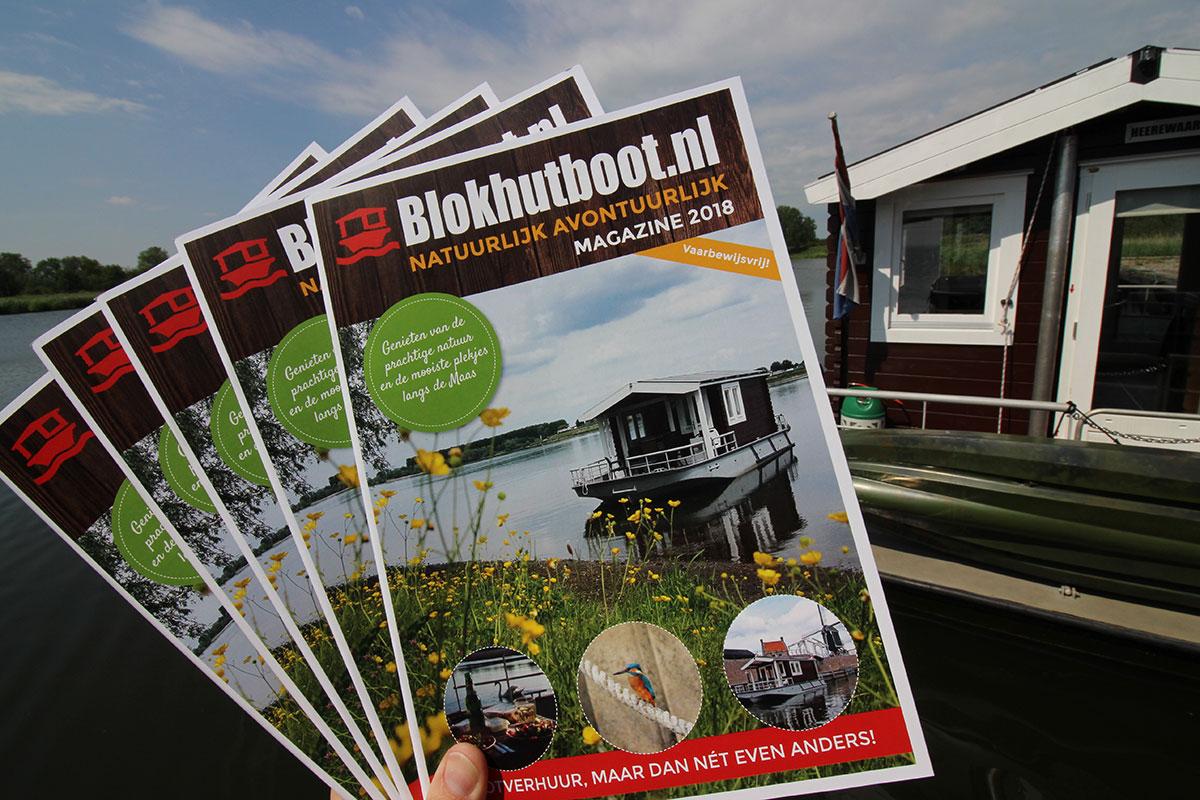 Blokhutboot Magazine