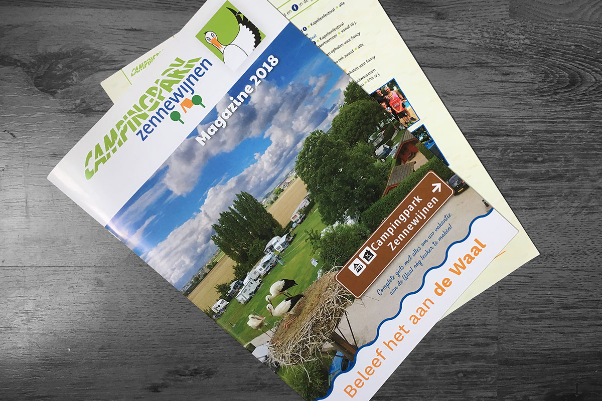 Campingpark Zennewijnen Magazine
