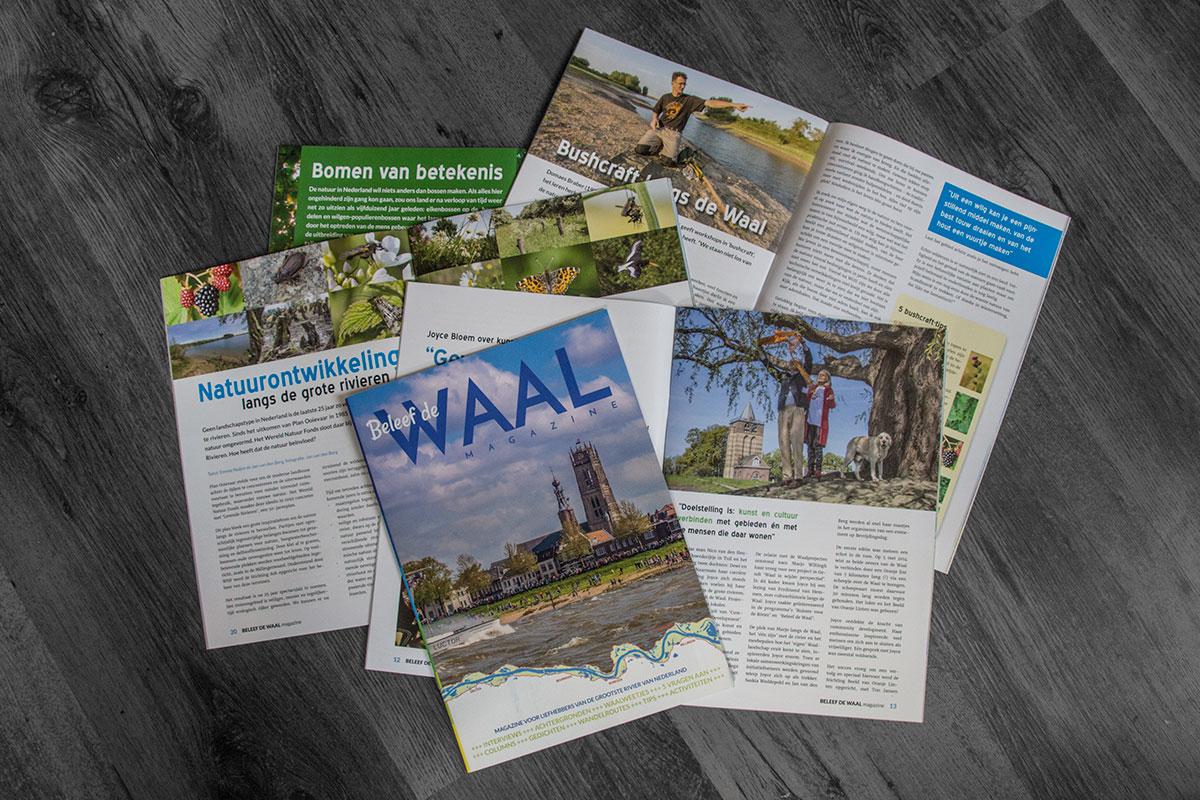 Beleef de Waal magazine