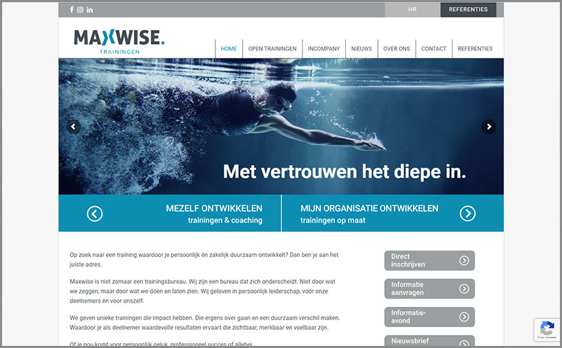 Website Maxwise